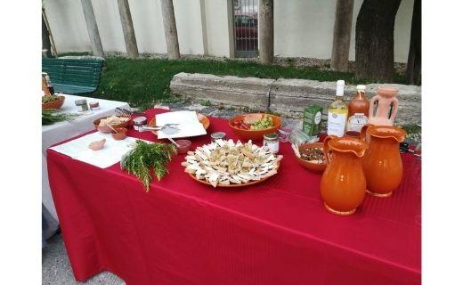 Quattro passi a Mediolanum aperitivo alla romana
