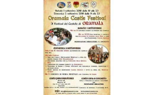 Oramala Castle Festival